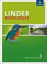 LINDER Biologie SI: LINDER Biologie 3. Schülerband. Bade...   Buch   Zustand gut