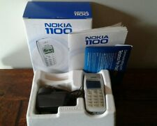 CLASSIC RETRO VINTAGE NOKIA 1100 GREY Mobile Phone RH-18 - Australian Version