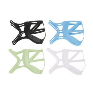 3Pc 3D Mouth Mask Support Breathing Assist Help Mask Inner Cushion Brac_yk