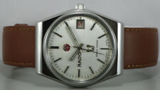 Vintage Rado Green Horse Automatic Day Date Wrist Watch Swiss D46 Used Antique