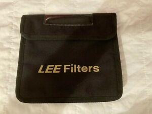 Lee Filters SW150 Soft Triple Pouch internal size 17cm x 18cm Holds 3 Filters