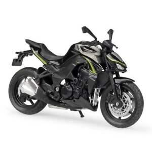 Welly Modèle réduit de moto Miniature Kawasaki 2017 Z 1000R Sports 1/18 NEU