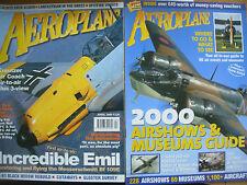 AEROPLANE MONTHLY MAGAZINE APRIL 2000