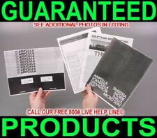GREAT AMERICAN SOUND GAS SON OF AMPZILLA POWER AMPLIFIER OWNERS MANUAL CATALOG