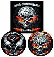 KNEIPENTERRORISTEN - LEBENSLANG  LIMITIERTE PICTURE VINYL LP + KT UND FREUNDE CD