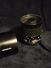 Tamron SP 500mm Tele-Marco Adaptall II Canon lens