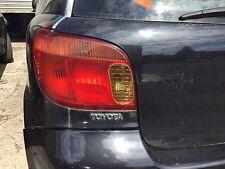 Toyota Yaris 2006-2010 Black Roof Trim channel guttering Rubber Moulding Strip