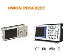 OWON PDS6062/BAT 60MHz 250MS/s Real-time sample rateDigital Storage Oscilloscope