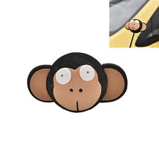 Cute Big Eyes Monkey Antenna Topper Eva Decorative Topper Balls for Car BW