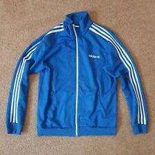 Adidas Originals Beckenbauer Tracksuit Top Jacket Medium M Blue CE1998 Retro