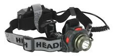 Head Torch 3W CREE LED Auto Sensor Rechargeable - Sealey - HT106LED