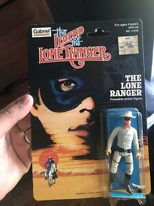 Lone Ranger Gabriel Vintage MOC
