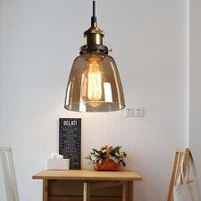 Glass Ceiling Light Kitchen Vintage Pendant Light Bedroom Lighting Bar Lamp
