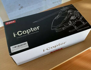 (Rare) Syma iCopter 3 Channel S109G Brand New In Box (Sealed Box)