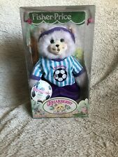 Fisher Price Briarberry Collection Berrynicole Bear Nicole Soccer Stuffed Plush