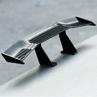 Car Mini Spoiler Auto Car Schwanz Dekor Spoiler Flügel Unive Carbon Faser 2 A1T2