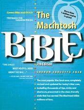 The Macintosh Bible (Bible Series), 7th Edition Sharon Zardetto Aker Paperback