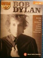 Hal Leonard Guitar Play along Vol.148 BOB DYLAN mit CD H9004