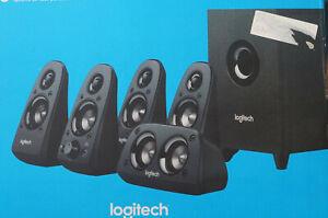 Logitech Z506 5.1 Lautsprechersystem Schwarz defekt- kein Strom