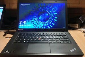 """Pc Lenovo Thinkpad T440 core  i5 4300U 2x2,90GHz/Ram 4Go/SSD 128Go/14""""/Azerty"""