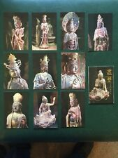 POSTCARD--LOT OF 10 FROM PEKING (BEJING) CHINA LIAO DYNASTY (916-1125 AD)