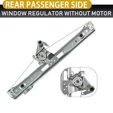 Window Regulator W/o Motor For 99-05 BMW E46 323i 325i 328i 330i Rear Right Side