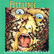 PESTILENCE - Consuming Impulse Doppel CD NEU Re-Release