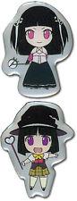 Rosario Vampire Yukari and Rubi 2 Pin Set Licensed Anime NEW