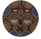 MASQUE AFRICAIN TEKE KIDUMU CONGO ART TRIBAL PREMIER PRIMITIF D' AFRIQUE 6417