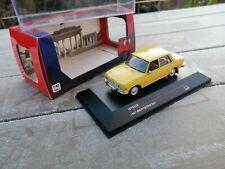 IXO / IST Models 032B - Wartburg 353 1967 yellow   NEW IN VITRINE BOX  (SS1)