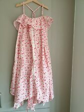 NEXT Girl's Floral Maxi Dress Size 10 - 11 Years - BNWT
