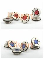 2PCS Red / Blue Golf Putter Weights For Scotty Cameron FastBack SquareBack ONLY