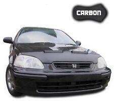 Protector de Capo para Honda Civic 6 CARBON Bra Coche máscara Capo Capucha