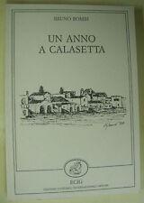 Un anno a Calasetta - Bruno Rombi