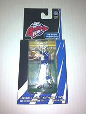 Peyton Manning Indianapolis Colts '98 Topps Football Action Flat Figure+Card NEW