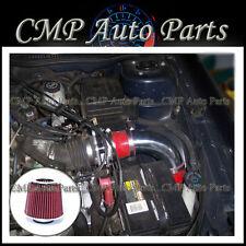 RED AIR INTAKE KIT FIT 1999-2005 OLDSMOBILE ALERO PONTIAC GRAND AM 3.4L ENGINE