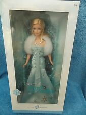 I Dream of Winter Barbie Doll * Silver Label Barbie Collector