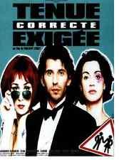 Bande annonce film cinéma 35mm 1996 TENUE CORRECTE EXIGEE J Gamblin Zylberstein