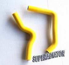 Yellow Silicone Radiator Hoses fit for 2002-2008 Suzuki RM85 RM 85 New