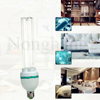 NO OZONE 25W UV Sterilization Germicidal Bulb UVC 254nm Ultraviolet Lamp E27Lamp