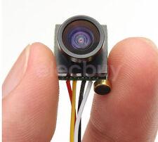 New Mini FPV Camera 700TVL 1/4 1.8mm Lens CMOS 170 Degree Wide Angle NTSC