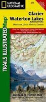 Glacier/Waterton Lakes National Parks, Montana, USA/Alberta, Canada: Outdoor Rec