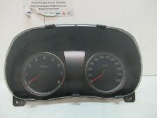 HYUNDAI ACCENT INSTRUMENT CLUSTER PETROL, RB, 07/11- 11 12 13 14 15 16 17 18