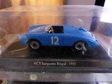 RENAULT 4 CV SCHALE RISPAL -1955 neu in ovp 1/43