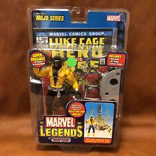 Luke Cage Figure Marvel Legends Mojo Series 14 2006 ToyBiz BRAND NEW