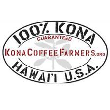Dark Roasted 100% Kona / Hawaiian Whole Coffee Beans 1 Pound Bag Roasted Daily !
