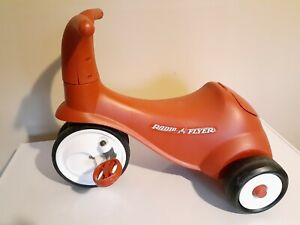 Radio Flyer Folding Trike, Red Tricycle, Kids Bike, Toddler Ride Child Toy Kid !