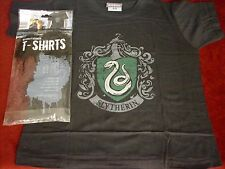 Harry Potter Maglia T Shirt SLYTHERIN