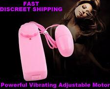 Personal Mini Bullet Neck Body Multi-Speed Waterproof Vibrator Massager Female