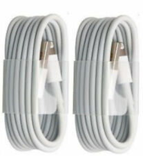 Apple iPhone 6S Plus iPhone 5S Lightning Charger Cable 1M lot of 10!
